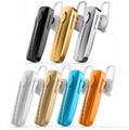 New Bluetooth headset mini ultra-small ear plugs hanging ear gift wireless 4.0