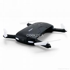 Selfie drone pocket size mini 6-axis gyro wifi FPV DRONE