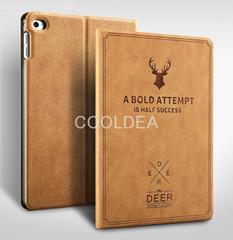 iPad Series Deer Head Sleeping Protective Cover