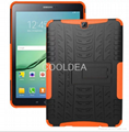 Samsung Galaxy Tab S2 9.7-inch T810 Case T815 Armor Stand Tablet PC Case 4