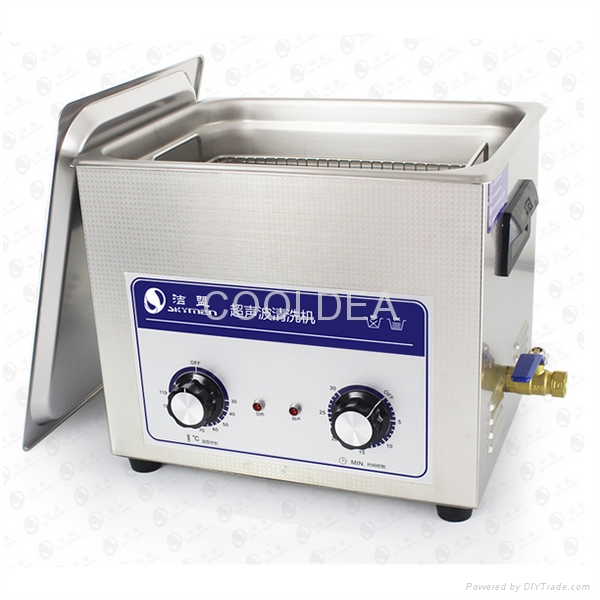 Jie Jie JP-040 mobile phone board ultrasonic cleaning machine 2