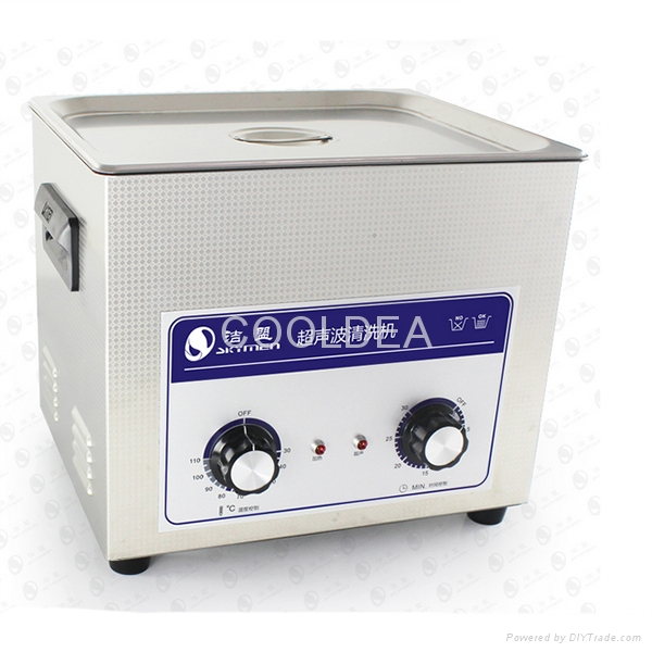 Jie Jie JP-040 mobile phone board ultrasonic cleaning machine 3