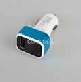 QC3.0 High Quality With LED Faster Car Charger 3