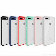 Transparent Eye Acrylic iPhone Series