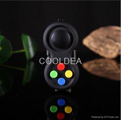 Decompression Cube 2nd Generation Fidget Pad