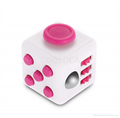Decompression cube fidget cube anti-irritable dice