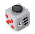 Decompression cube fidget cube anti-irritable dice