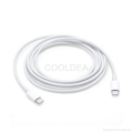 Apple USB-C To USB C Charger Cable 2M