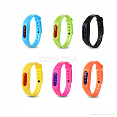 Natural Mosquito Repellent Wristband Bracelet