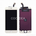 For iPhone 6  Full LCD Digitizer Touch Screen Panel Assembly Black/White