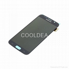 For Samsung S6 Full LCD Digitizer Touch Screen Panel Assembly