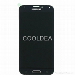 For Samsung S5 Full LCD Digitizer Touch Screen Panel Assembly