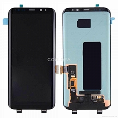 For Samsung S8 Plus Full LCD Digitizer Touch Screen Panel Assembly