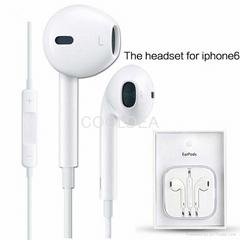 For Apple iPhone 6  Earpods Earphone