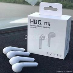 HBQ I7R Bluetooth Wireless Headphone Earphone (Hot Product - 1*)