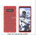 New High Quality Hollow Phone Case For Samsung Note 8,iPhone X