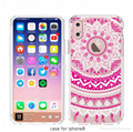 New High Quality Sun Flower Phone Case For Samsung Note 8,iPhone X