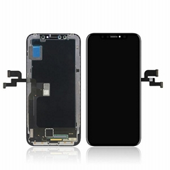 For iPhone X Full LCD Digitizer Touch Screen Panel Assembly Black
