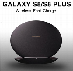 Samsung S8 NOTE8 Fast Wireless Charger Fast Charger with Fan Wireless Charger