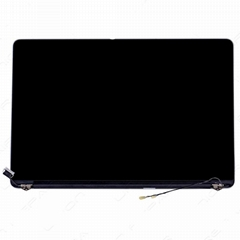 """Macbook Pro 15"""" Retina A1398 (Mid 2012-Early 2013) LCD Display Upper Part"""