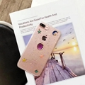 Popular Star Transparent Silicone Back Case For iPhone 6 7 8 Plus X