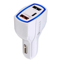 Qualcomm 3.0 Quick Car Charger 3