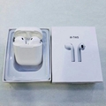 i8-TWS Bluetooth Wireless Dual Headphone Earphone 3