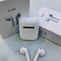 i8-TWS Bluetooth Wireless Dual Headphone Earphone 4