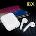 Hot Seller i8X Wireless Bluetooth Earphone