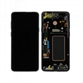 For Samsung S9 Plus Full LCD Digitizer Touch Screen Display With Frame Part