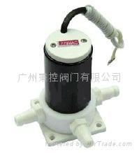 微型防腐电磁阀ZCF22D-3