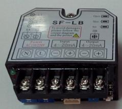SF-LB电动执行器控制模块