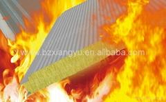 防火岩棉夹芯板