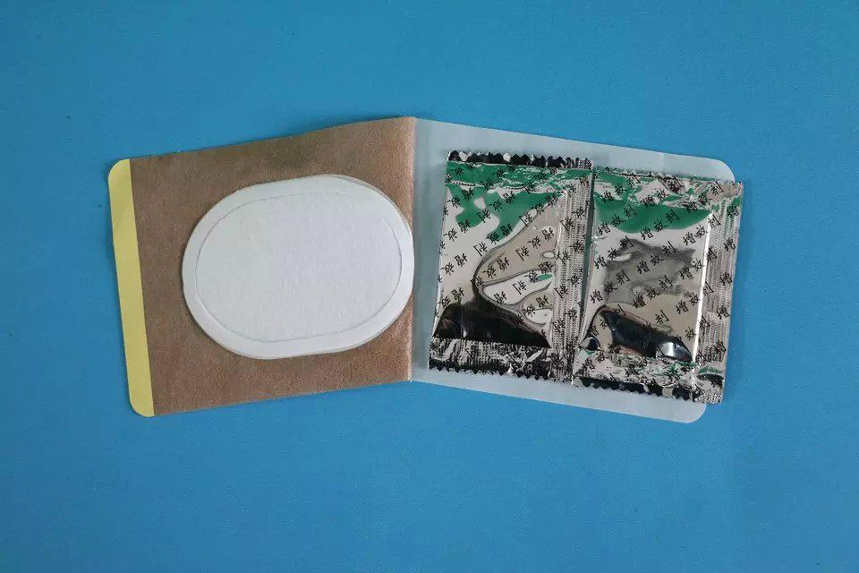 藥水藥油專用膏藥空貼 3