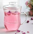 pyrex glass tea cup 2