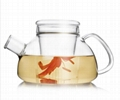 heat resistant tea pot 1