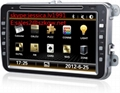 8 inch car DVD player with navigation