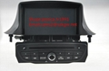 RENAULT MEGANE 3 dvd Player with