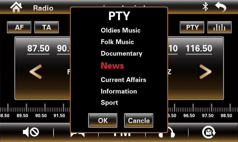 suzuki Vitara 2014 DVD PLAYER with GPS navigation system 4