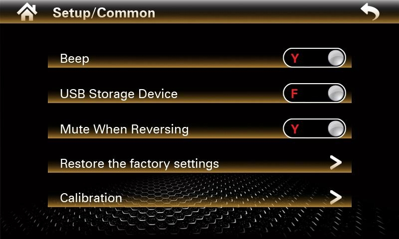 suzuki Vitara 2014 DVD PLAYER with GPS navigation system 5