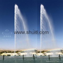 High Jet Fountain Music Fountain Dacing Fountain Water Fountain