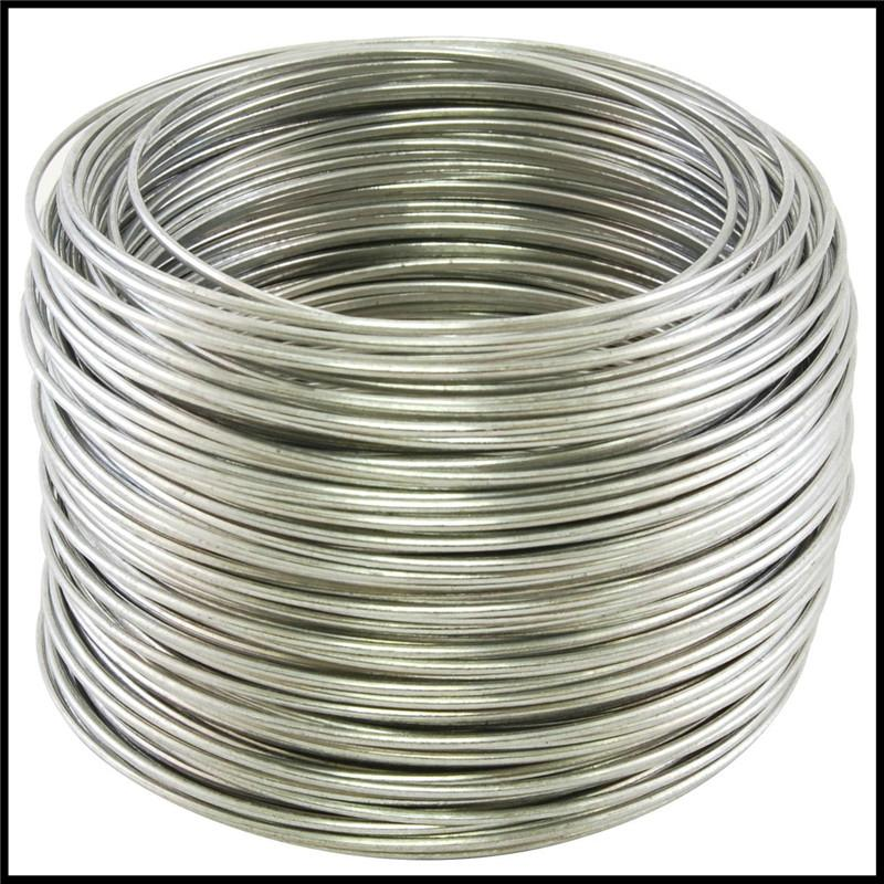 High Quality Ga  anized Iron Wire for Binding 4