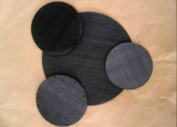 Black Wire Cloth for Filtering 2