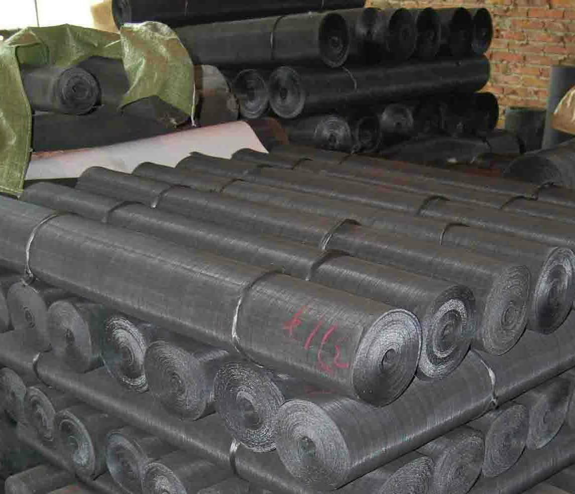 Black Wire Cloth for Filtering 5