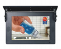 15-19-22 inch LCD BUS AD Player digital