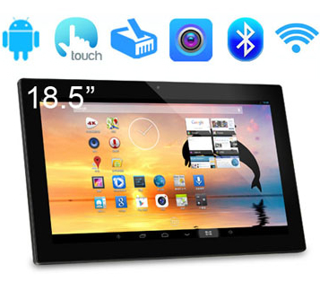 10-32inch Android Tablet PC all in one network LCD ad player with touch function 2