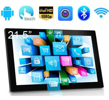 10-32inch Android Tablet PC all in one network LCD ad player with touch function 1