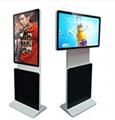 32 43 49 55 65 inch floor standing LCD digital signage advertising display 4