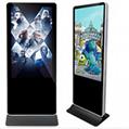 32 43 49 55 65 inch floor standing LCD digital signage advertising display 3