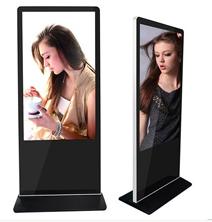 32 43 49 55 65 inch floor standing LCD digital signage advertising display 1